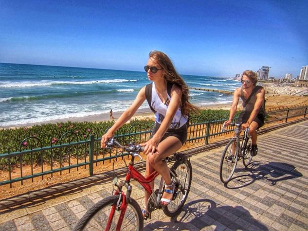 tour jaffa bicycle