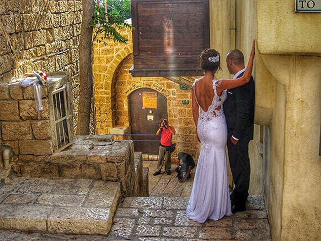 tour jaffa wedding