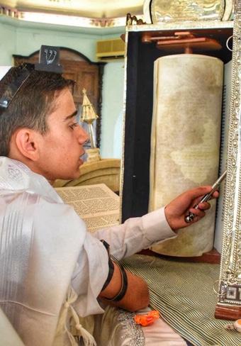 bar mitzvah in israel