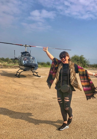 helicopter tour israel galilee