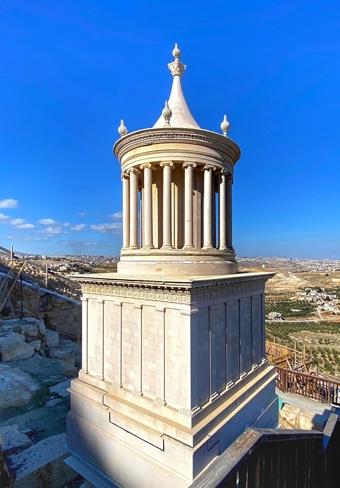herods tomb herodium