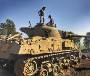 7th-brigade-tank-monument
