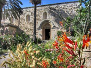 Abu-ghosh-crusaders-church