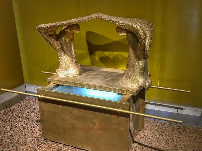 Ark of the Covenant replica