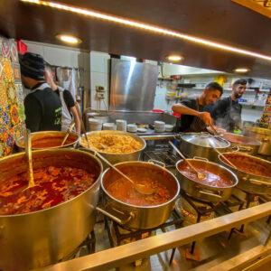 slow cooked israeli food azura