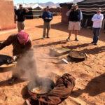 Bedouin-Lunch