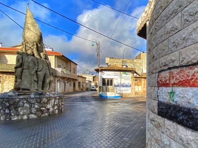 Druze-Golan-heights