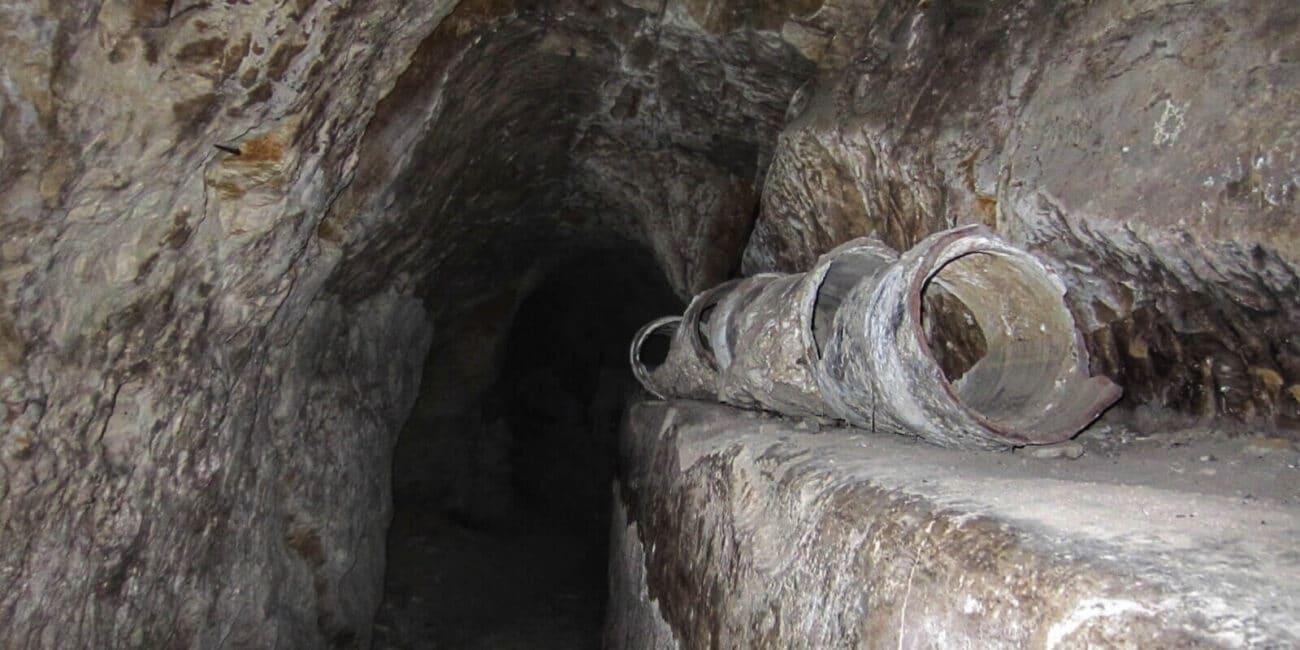 Hasmonean-Water-tunnel