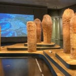 Israel Museum archaeology wing