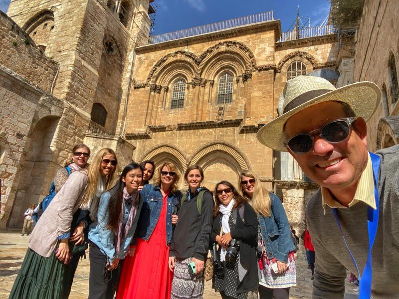 LDS Jerusalem tour