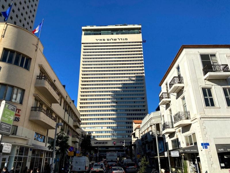 Meir Shalom Tower
