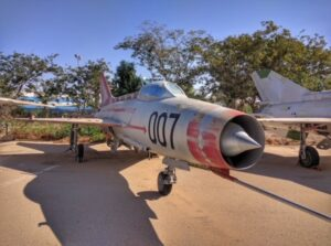 Mig-21-007-Israeli-Air-Force-Museum