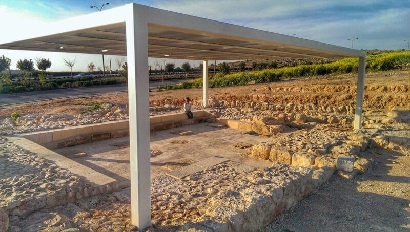 Modiin-ancient-synagogue
