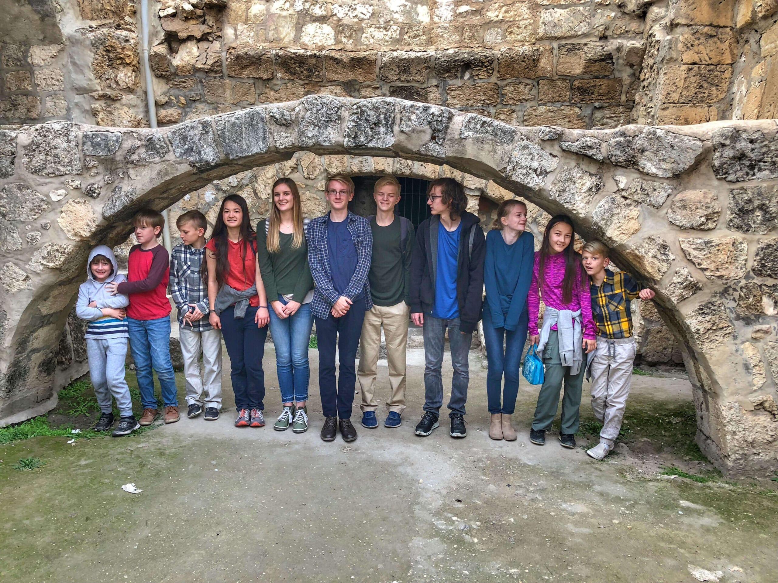 Mormon-Tour-Israel