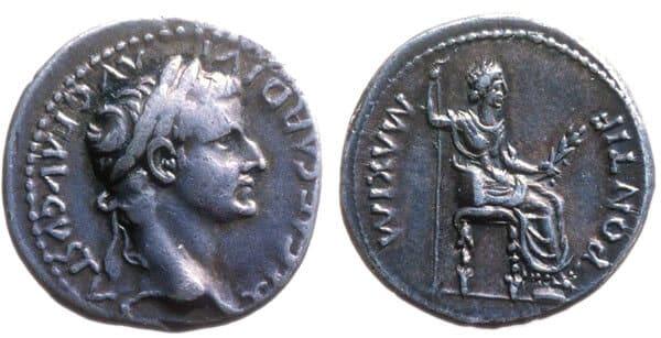 NT coins Denarius