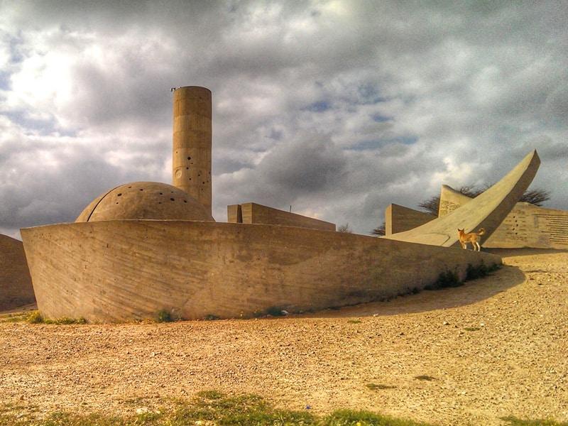 Negev-Brigade-monument