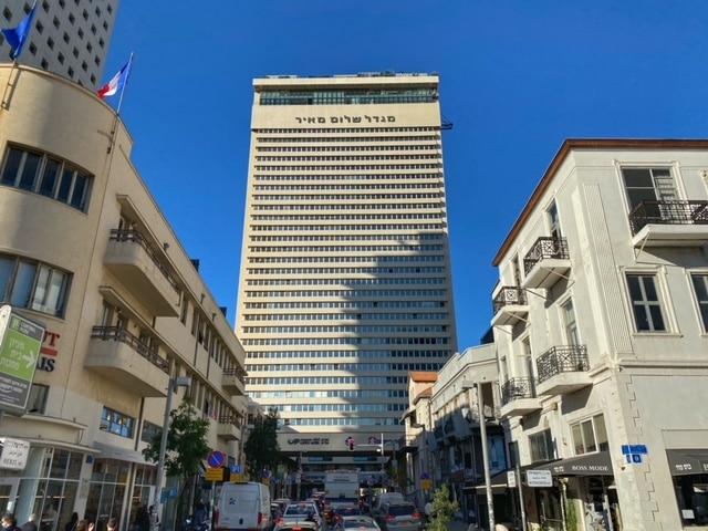 Shalom-Meir-Tower