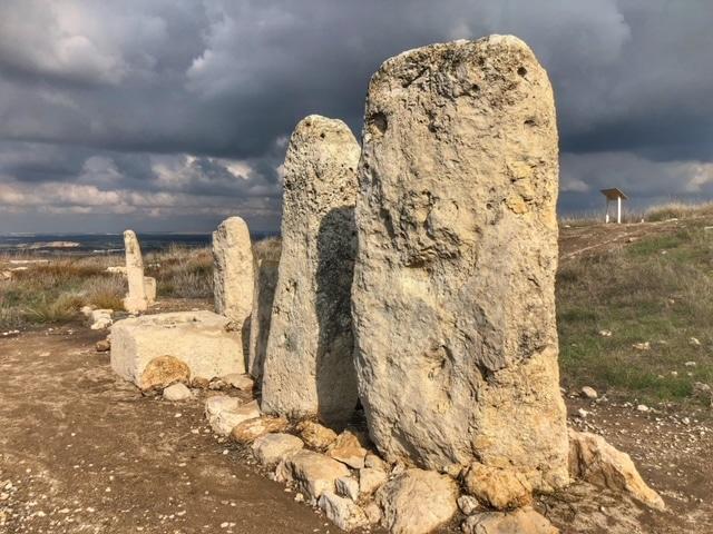Tel-Gezer-Stonehedge