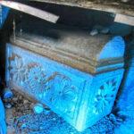 abba cave ossuary