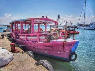 akko boat ride