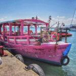 boat ride in akko