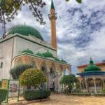 akko al jazzar mosque