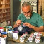 armenian ceramic workshop