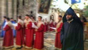 armenian-procession