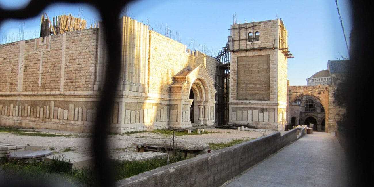 armenian-unfinished-church