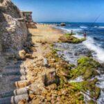 ashkelon shore line