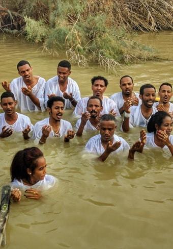 baptism sites tour