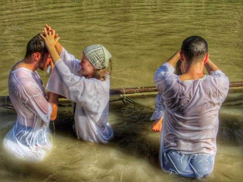 baptism site qasr el yahud
