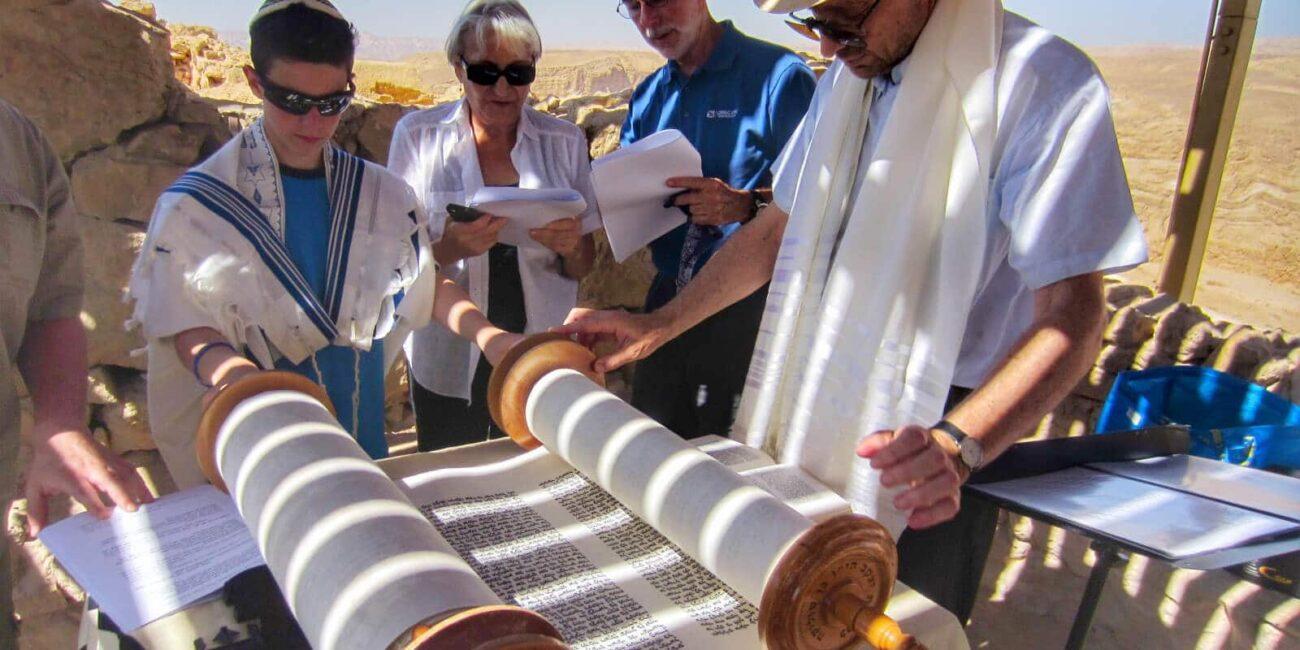 bar-mitzvah-ceremony-masada