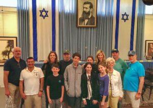 Independence hall Tel-Aviv