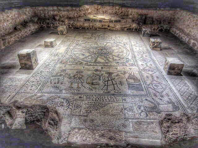 beth-alpha-ancient-synagogue