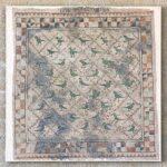 beth shean mosaic ben gurion airport