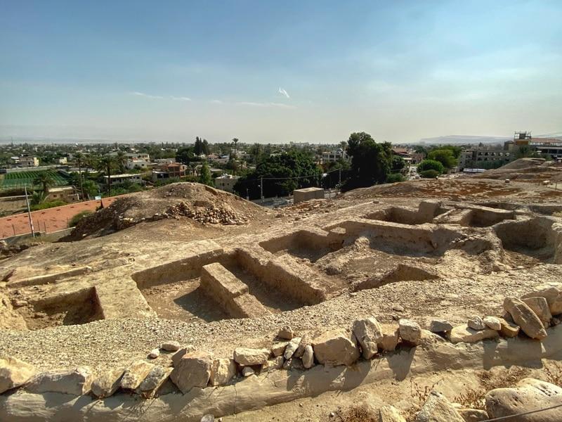 biblical jericho tel el sultan