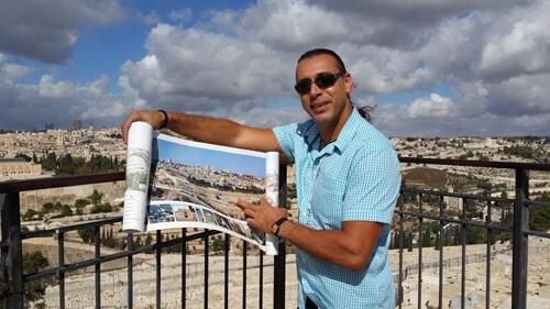 Daniel Bishara Shawany - Private tour guide