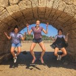 caesarea-arch-jump