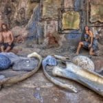 carmel prehistoric caves
