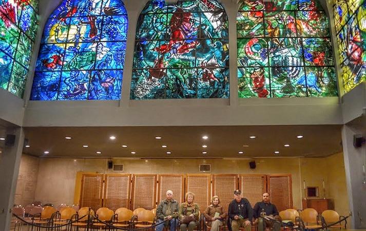 chagall-windows