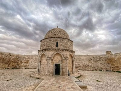 chapel of the ascension