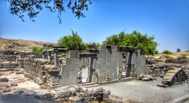 chorazin-synagogue-general-view