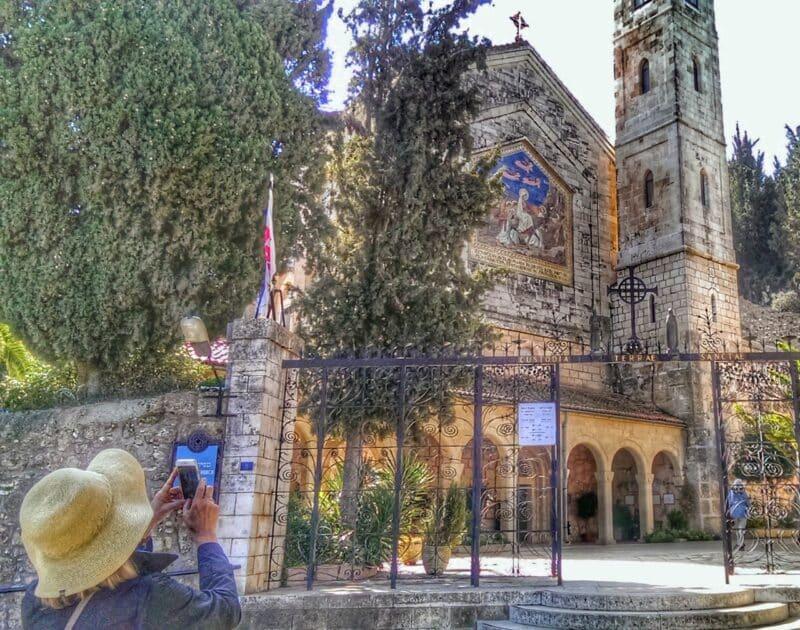 church-of-visitation-ein-karem