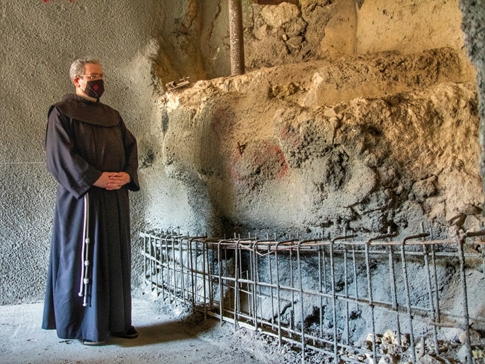 custos-of-the-Holy-Land-Fr.-Francesco-Patton-Photo-Yoli-Schwartz-Israel-Antiquities-Authority