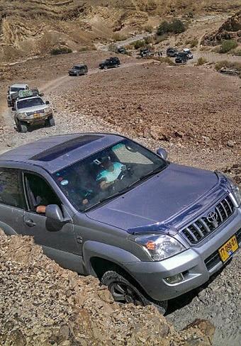 desert off road tour