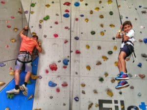 eilat indoor rock climbing