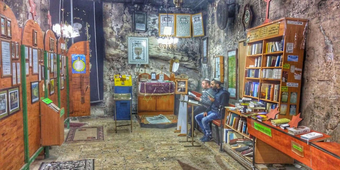 elijah-cave-haifa