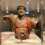 hadrian bronze sculpture