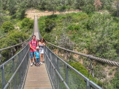 haifa suspension bridge
